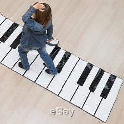 Tapis musical piano pour enfant + 3 ans lit MP3 CD